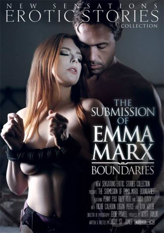 Submission Of Emma Marx The Boundaries 2015 English DVDRip x264