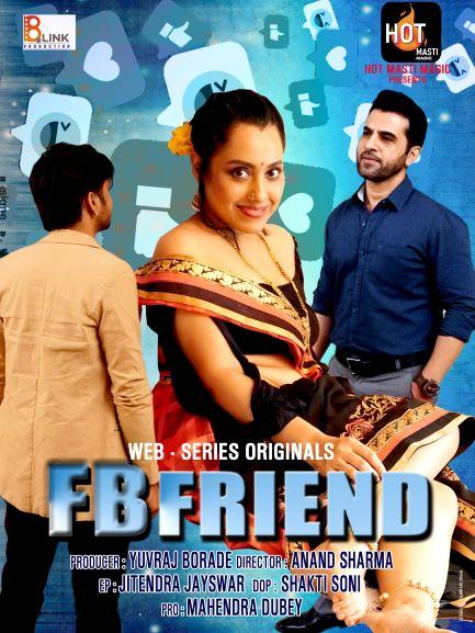 FB Friend 2021 S01E01 Hotmasti Hindi Series WEB-Hd x264