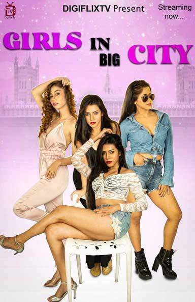 Girls In Big City 2021 DigiFlix Hindi Short Film WEB-HD x264