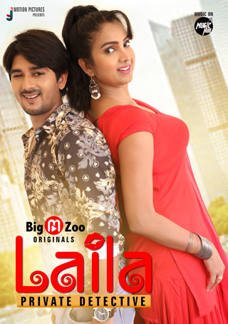 Laila Private Detectiv 2021 S01 Bigmoviezoo Hindi Series 720p | 480p WEB-DL x264