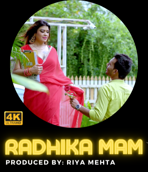 Radhika Mam 2021 HotHitMovies Hindi Short Film 720p | 480p WEB-HD x264