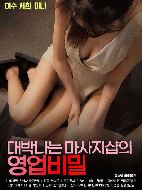 Trade Secrets Of The Amazing Massage shop 2021 Korean Movie 720p WebRip 590MB x264