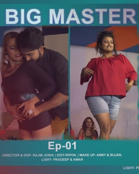 Big Master S02E01 2021 Hindi 11up Exclusive 720p   480p WebHD x264