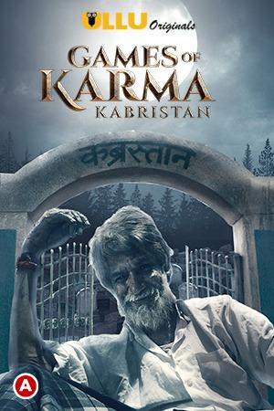 Games Of Karma ( Kabristan ) 2021 Hindi Short Film 720p | 480p WEB-HD x264
