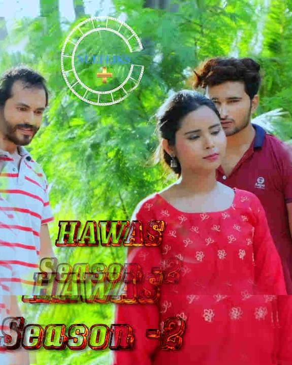 Hawas 2021 S02E05 Nueflix Hindi Series 720p | 480p WEB-HD x264