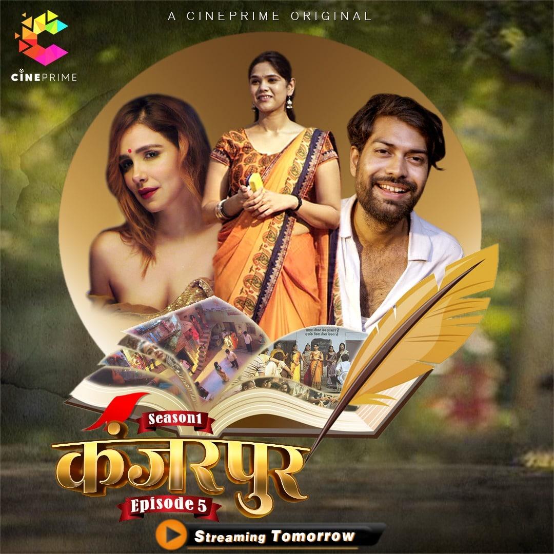 Khanjarpur 2021 EP05 Cineprime Hindi Sries 720p   480pWEB-DL x264