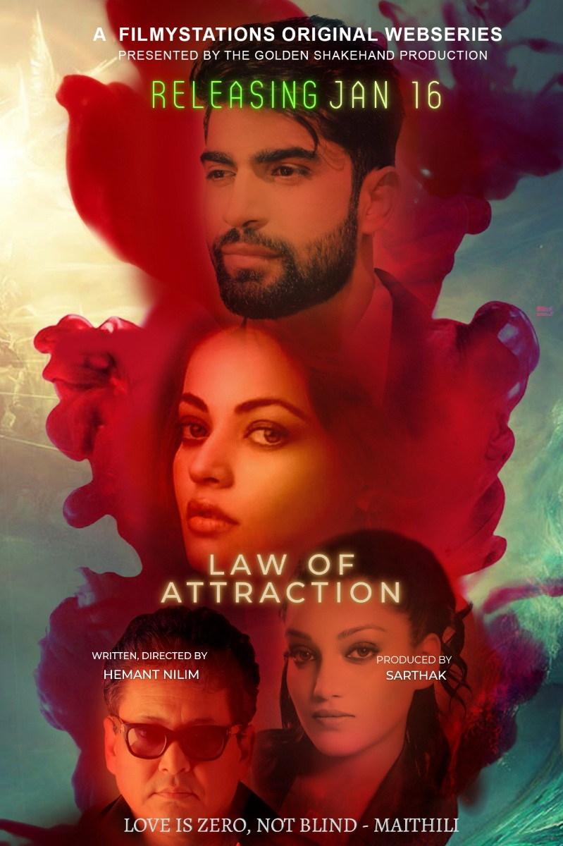 Law Of Attraction 2021 Filmystations Series 720p | 480p WEB-HD x264