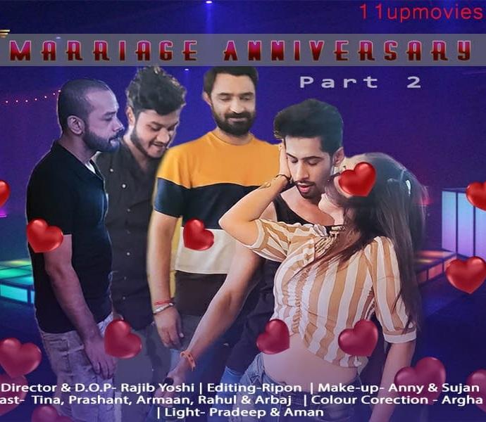 Marriage Anniversary Part 2 (2021) Short Film WEB-HD x264