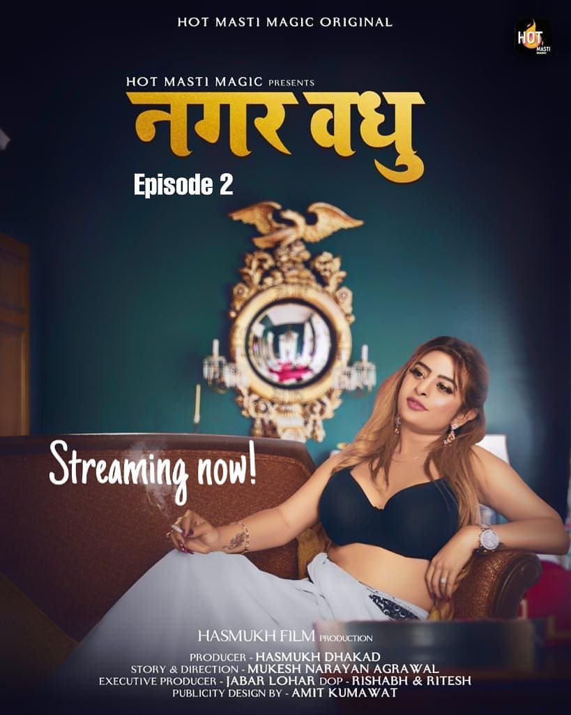 Nagar Vadhu 2021 S01E02 Hotmasti App Hindi Web Series 720p WebRip 290MB x264
