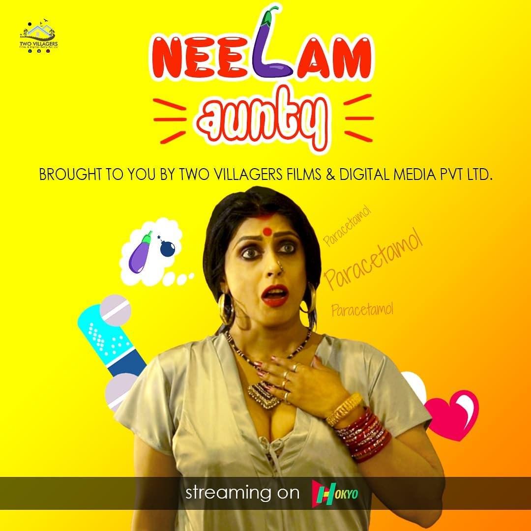 Neelam Aunty 2021 Hokyo Short Film 720p | 480p WEB-HD x264