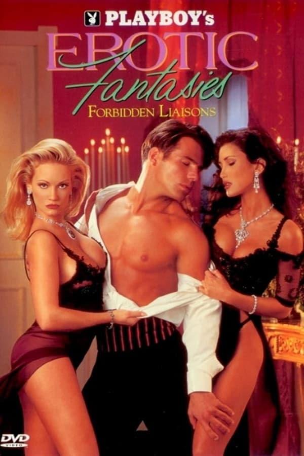 Playboy's Erotic Fantasies 4 (1995) English DvdRip x264