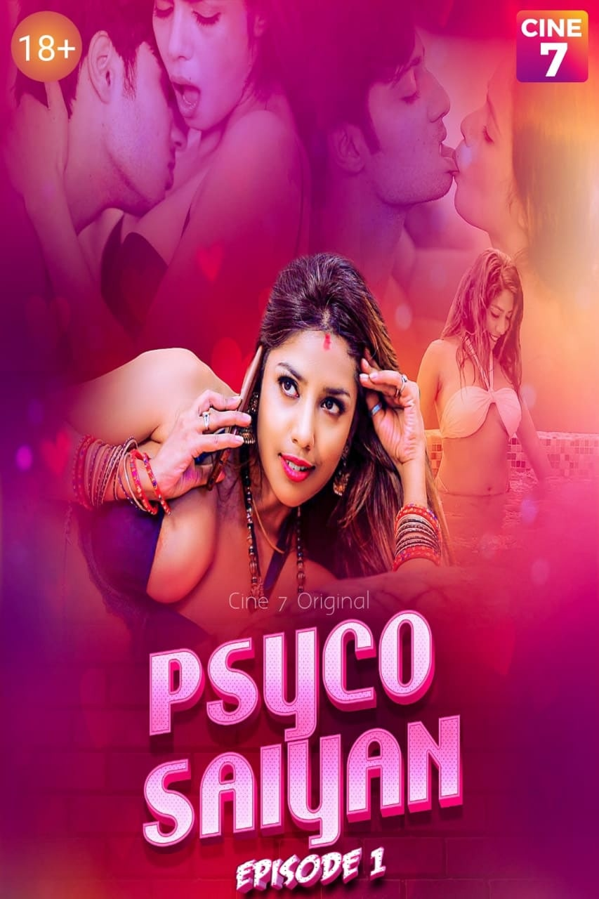 Psyco Saiyan 2021 EP01 Cine7 Hindi Series WEB-HD x264