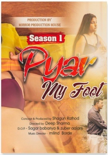 Pyaar My Foot 2021 S01E01 FlixsksMovis 720p | 480pWEB-DL x264