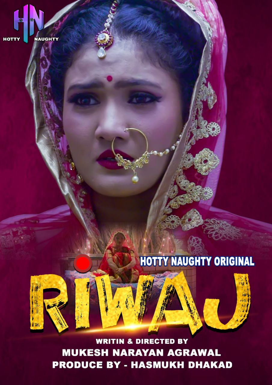 Riwaj 2021 EP02 HottyNotty Hindi Series 720p | 480p WEB-HD x264