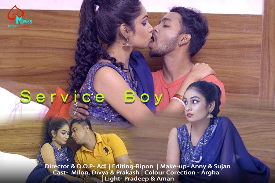 Service Boy 2021 S01E01 Hindi Lovemovies Exclusive 720p HDRip 300MB x264