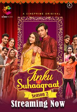 Tiku Ki Suhaagraat S02EP03 (2021) Cineprime Hindi Series 720p | 480pWEB-DL x264