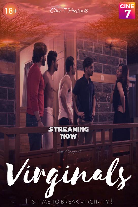 Virginals 2021 Cine7 App Hindi Short Films WEB-HD x264