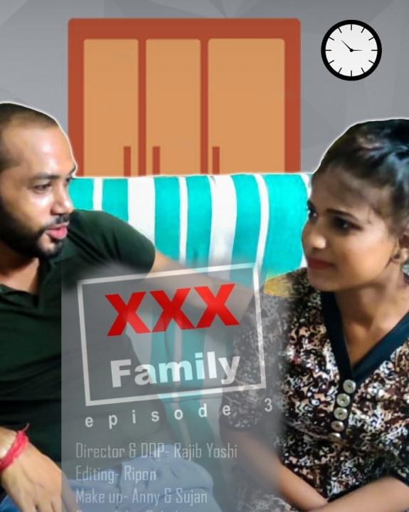 X Family 3 2021 Short Film 720p WEB-HD x264